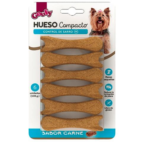 Goofy Hueso compacto control sarro pack 6 unid