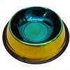 Plato de colores metálicos de 750 cc