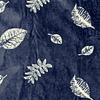 Manta de felpa estampada (126 cms x 95 cms)
