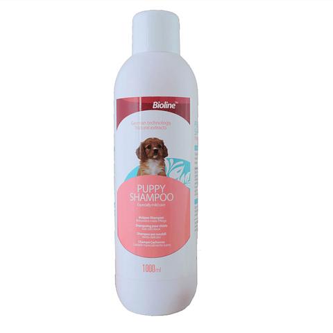 Shampoo para cachorro Bioline, 1000 ml