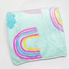 Manta de felpa estampada (70x100 cms)