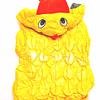 Parka pollo con puñitos