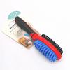 Cepillo doble para baño y uso desenredante