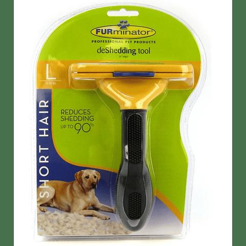 Cepillo Furminator  para perros.