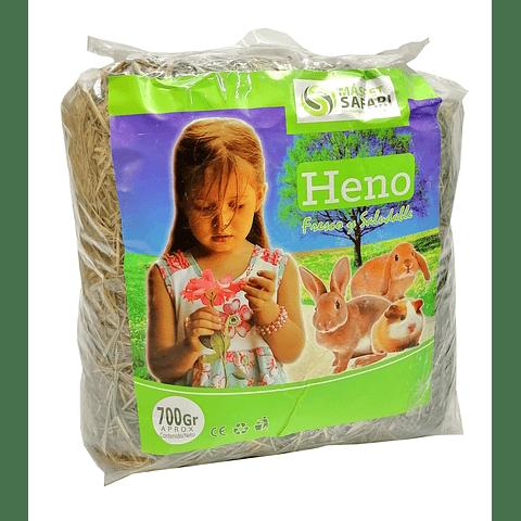 Alimento. Heno para conejos y Cuyes.