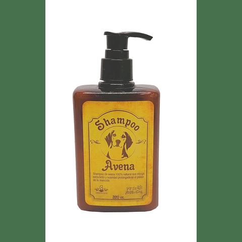 Shampoo de Avena para perros.