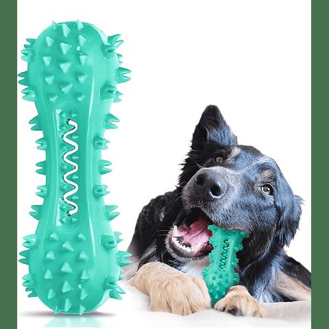 Juguete Hueso limpia dientes para perro