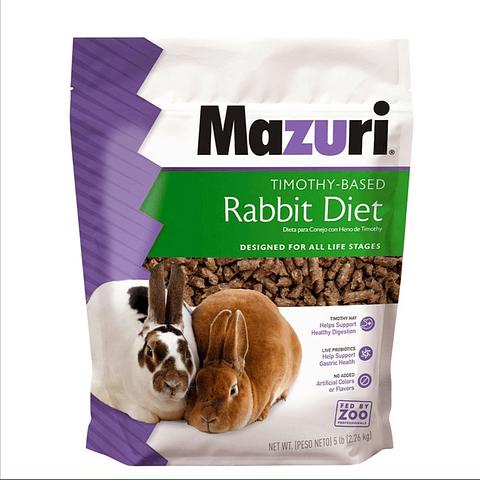 Mazuri Conejo Rabbit Diet