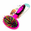 Cepillo Elipse colorido, para mascotas