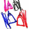 Arnés tradicional estampado talla S