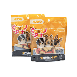 Alimento. Snack Candy Pets (100 gr) para perro