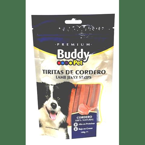 Snack. Tiritas de Cordero para Perros.