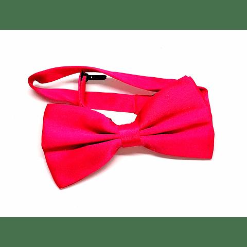 Corbatín bowtie unicolor para perro o gato (13cms)