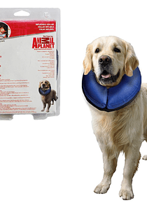 Collar Isabelino Post Operatorio Talla SM Animal Planet