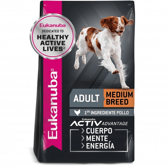 Eukanuba Adulto Medium 13.6
