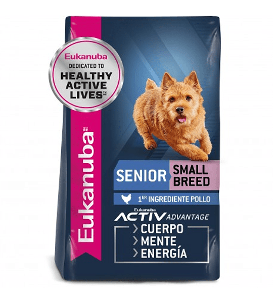 Eukanuba Senior Small 2.3kgs