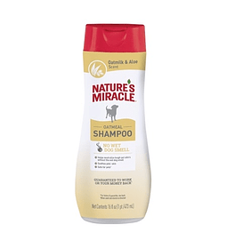 Champú Avena Natures Miracle 473ml