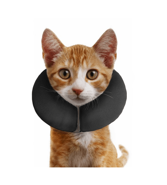 Collar Inflable Post Operatorio < 15cms XS