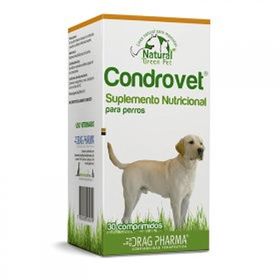 Condrovet 30comprimidos
