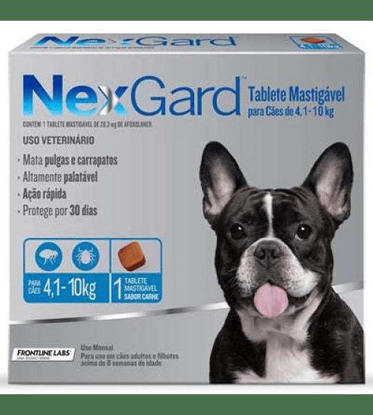 NexGard 04-10kgs 1Tableta
