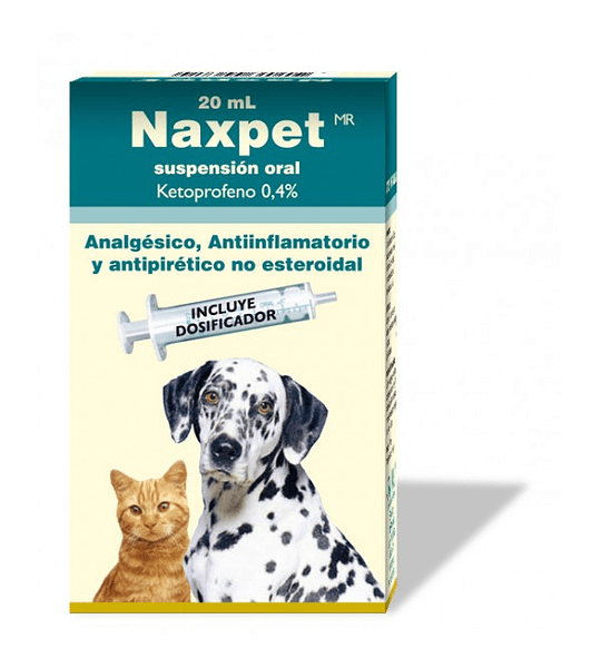 Naxpet Jarabe 20ml
