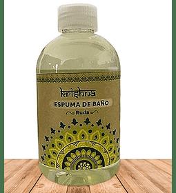 Espuma de baño Ruda 250ml Krishna
