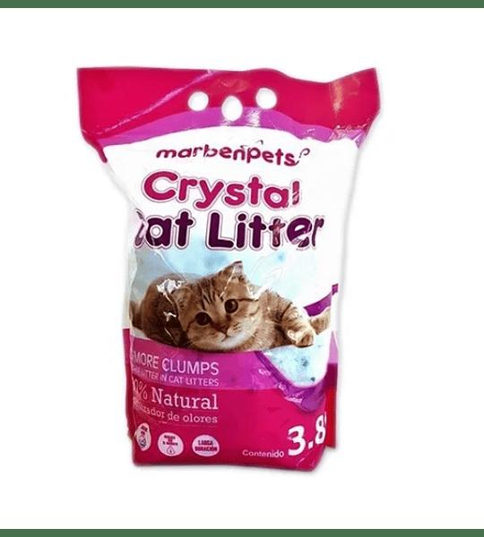 Arena Crystal Silica Gel 3,2Lts
