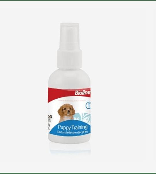 Educador Sanitario Bioline 50ml (puppy training)
