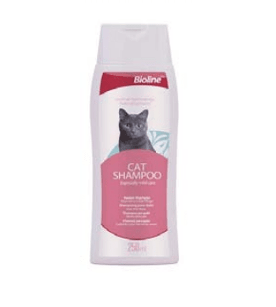 Champú Bioline Gatos 250ml