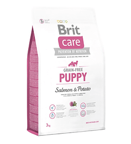 Brit Care Puppy Salmón 12kgs