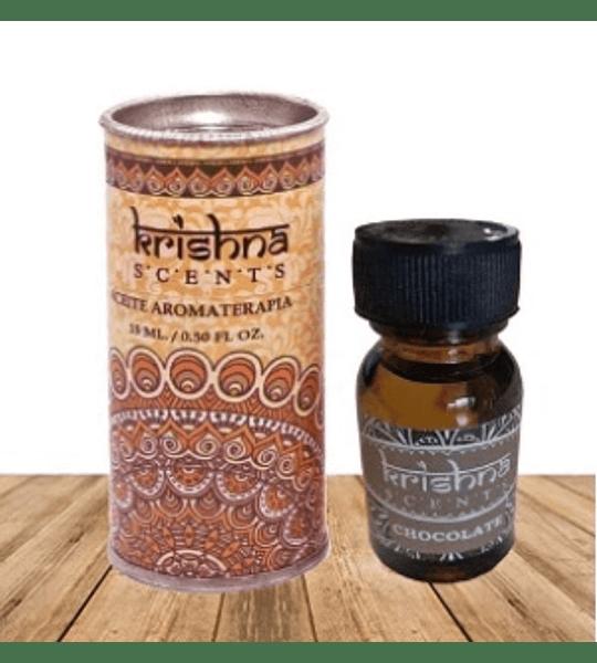 Aceite Chocolate 15ml Krishna Scents