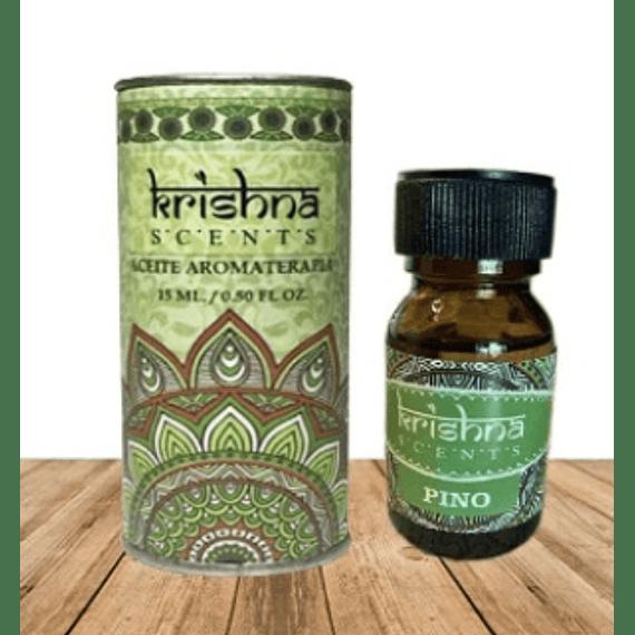 Aceite Pino 15ml Krishna Scents