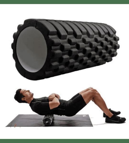 Rodillo de estiramiento o Foam Roller 32cms