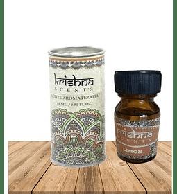 Aceite Limón 15ml Krishna Scents