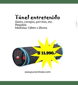 Túnel Entretenido 1.20mtx25cms