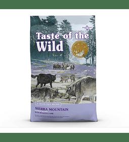 Taste Of the wild Cordero 12.2kgs