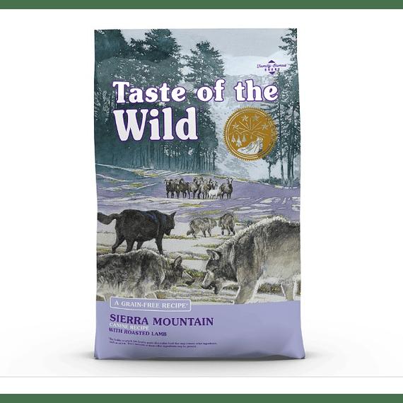 Taste Of the wild Cordero 2kgs