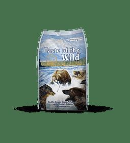 Taste Of the Wild Pacific Stream 18kgs (Salmón ahumado)