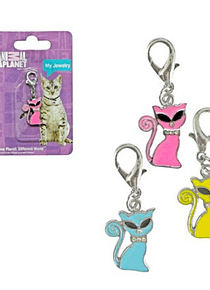 Colgante My Jewelry Gato Animal Planet