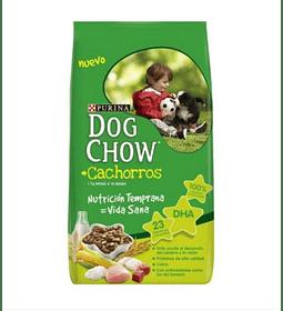 DogChow Cachorro Raza Med-Grande 8kgs