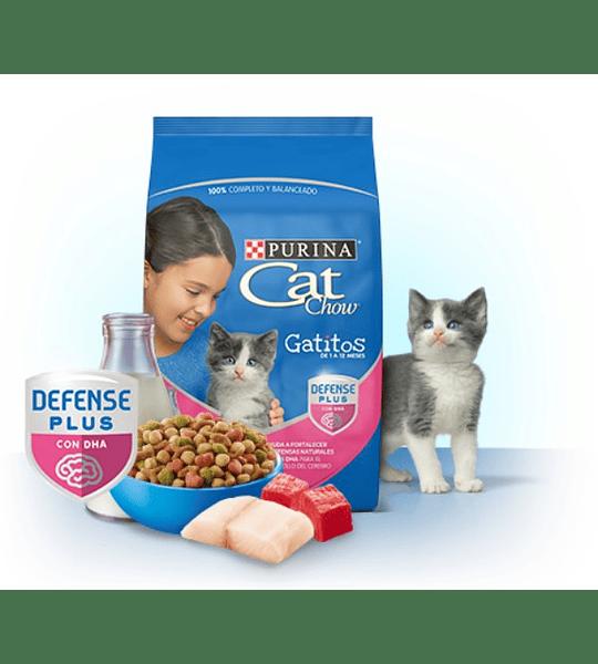 CatChow Gatitos 8kgs