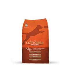 Nutra Gold Canino Grain Free Pavo 14kgs