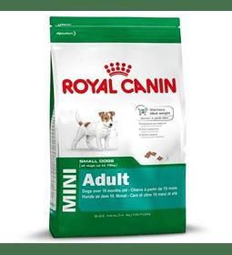 Royal Canin Mini Adulto 7.5kgs