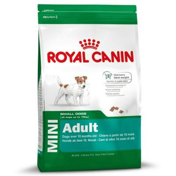 Royal Canin Mini Adulto 7.5kgs