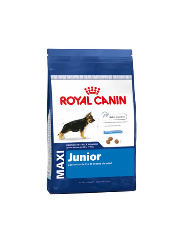 Royal Canin Maxi Junior 15kgs