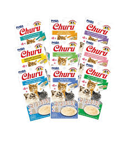Churu Gato Snack Cremoso 4x56grs