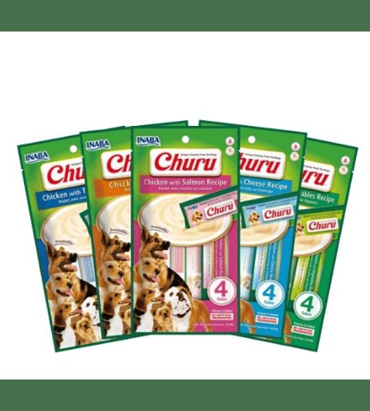 Churu perro snack Cremoso 4x56grs