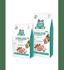 Brit Care Felino Sterilized 2kgs