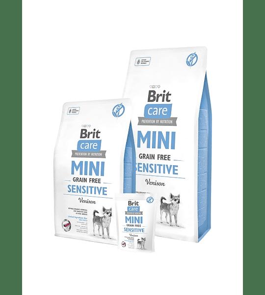 Brit Care Mini Sensitive 2kgs
