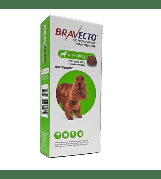 Bravecto 10-20kgs